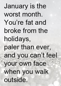 And you still have at least 2 months left of freezing cold winter! I Love To Laugh, Make You Smile, Funny Cute, Hilarious, Funny Gifs, Great Quotes, I Laughed, Laughter, Haha