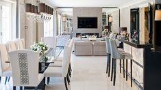 Private Estate Kingswood UK Project Interior Design Portfolio