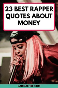 Are you a fan of rap and hip hop? Here are the best rapper quotes about money to keep you motivated and have some great lessons inside! #rap #hiphop #money #moneyquotes #quotes Money Hacks, Money Tips, Money Saving Tips, Finance Quotes, Finance Tips, Money On My Mind, Dividend Investing, Rapper Quotes, Finance Organization