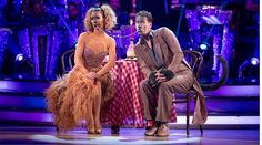 If you just changed channels this isn't Cats - it's #scd and it's Lady and The Tramp http://www.mirror.co.uk/all-about/strictly-come-dancing…