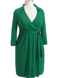 Cute green dress. Old Navy $16.97