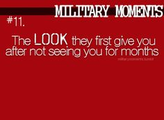 There's not many things I miss about being in a military relationship, but id have to say, this was one of the best feelings ever. Usmc Love, Marine Love, Military Love, Navy Girlfriend, Military Girlfriend, Army Mom, Marine Boyfriend, Military Deployment, Military Spouse