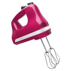 Registry items at every price point, Kitchenaid pink standing mixer