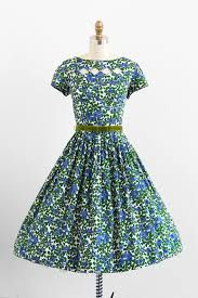 Ethel would wear this because she tends to wear youthful dresses.