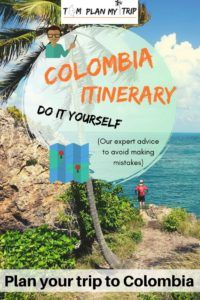 How To Create The Ideal Colombia Itinerary. We give you Our Expert Advice to avoid making mistakes and plan a perfect trip to Colombia. Pick among the best places to visit to Colombia and enjoy your 2 or 3 weeks in the country! Trip To Colombia, Visit Colombia, Colombia Travel, Brazil Travel, Argentina Travel, Peru Travel, Solo Travel, Travel Abroad, Backpacking South America