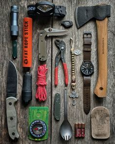 Bushcraft EDC - Everything You Need To Know About Survival Skills