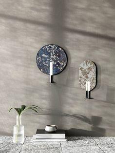 ferm LIVING Coupled Candle rond shop je hier online. Prachtige design waar heden en verleden in samenkomen. Deze spiegel met kaarsenhouder is een sieraad voo...