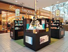 Best Kiosk Display - 1st Place Winner for  Saje Natural Wellness at #SevenoaksShoppingCentre 2011