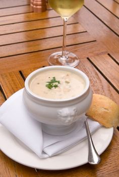 The Best New England Clam Chowder Recipe | Amazing Soup Recipes