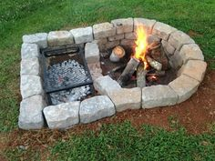 One day – Firepit