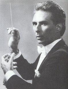 Bill Conti..composer of the Rocky soundtrack..