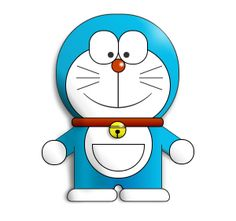 Graphics built purely with CSS3 - Doraemon