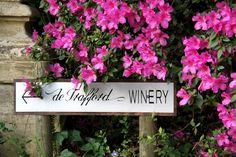 De Trafford Wines » Mavis's Garden Trafford, Mavis, Wineries, South Africa, Cape, Garden, Travel, Beautiful, Mantle