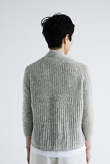flaum cardigan by justyna lorkowska / in quince & co. owl