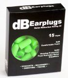 dB Foam Ear Plugs, Hearing Protection for Shooting, Concerts, Clubs, Sleeping, Noise Cancelling, Noise Reduction by zemog products