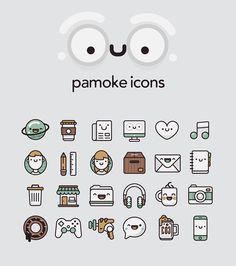 Pamoke-icons More
