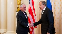 Lavrov has explained to Tillerson expulsion of the American diplomats from Russia