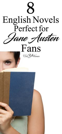 Looking for some new titles to read? If you're an Austen fan, perhaps you'll want to pick up any of the following eight titles, also set on British soil. via @Club31Women