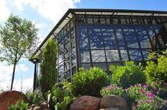 Cape Fear Botanical Garden Entry Pavilion, Fayetteville, NC