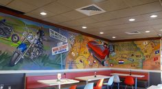 """at McDonald in Lebanon Missouri   """" Route 66 on My Mind """" http://route66jp.info Route 66 blog ; http://2441.blog54.fc2.com https://www.facebook.com/groups/529713950495809/"""