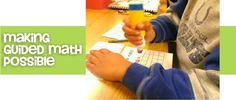 Great discussion of Guided math - great for incorporating UA daily. KindergartenWorks: guided math - before and after Classroom Helpers, Math Classroom, Classroom Organization, Classroom Ideas, Math Resources, Math Activities, Daily 5 Math, Math Teacher, Math Math