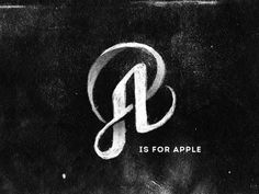 A is for Apple - by Jessica Libby