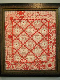 Frame Quilt Category by Be*mused, via Flickr  Tokyo 2012