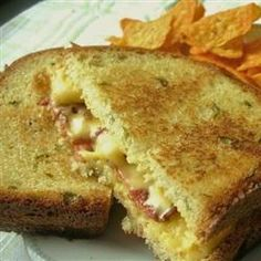 Jalapeno Bread:  This makes the very best grilled cheese sandwiches :)