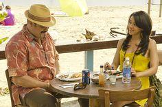 Angel et Jamie Batista dans le Dexter S07E06