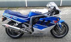 1990 Suzuki GSX-R 750, GR7AA