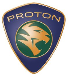 Proton Logo, my favorite is the Proton Satria Neo (w/ racing stripe of course!)