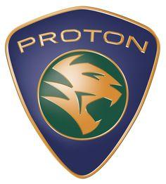 Proton Logo, my favorite is the Proton Satria Neo (w/ racing stripe of course!)