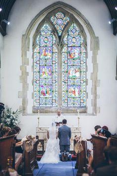 Church wedding!