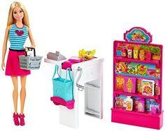 Barbie Malibu Ave Grocery Store with Barbie Doll Playset by Barbie Barbie http://www.amazon.es/dp/B019L47QAW/ref=cm_sw_r_pi_dp_QHaJwb1QPM4W6