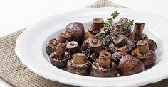 Δείτε τη συνταγή για τα πιο νόστιμα και γρήγορα ψητά μανιτάρια στο φούρνο με μπαλσάμικο! Stuffed Mushrooms, Favorite Recipes, Cooking, Ethnic Recipes, Greek, Food, Mushrooms, Food Food, Stuff Mushrooms