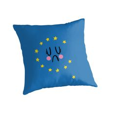 'Sad little Europe Brexit' Throw Pillow by Adrian Serghie Sad, Europe, Throw Pillows, Toss Pillows, Decorative Pillows, Decor Pillows, Scatter Cushions