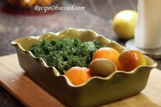 Green Juice Recipe Kale Orange Apple I have noticed green... Apple Green juice Kale Orange Recipe