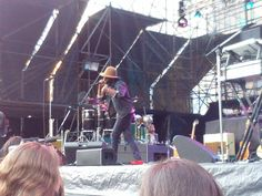 free k-os concert opening weekend at Luminato Festival by Don Kirk Radhay via Facebook