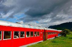 Tren Turistico, Colombia