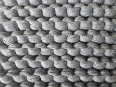 Alvariina : Neulottu pannunalunen+ohje Merino Wool Blanket