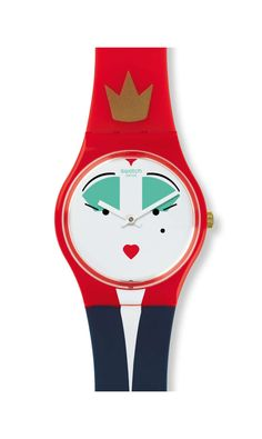 WONDERQUEEN Swatch Watch