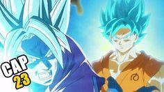 Dragon Ball Super Capitulo 23 Gokú SSJ GOD Blue - ¿Qué pasó con Gohan?