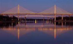 St Georges Bridge, Delaware