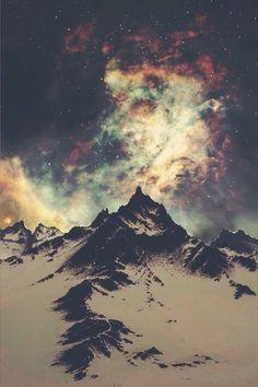 Mountains by Robert D'Costa