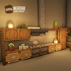 Minecraft Cottage, Cute Minecraft Houses, Minecraft Mansion, Minecraft House Tutorials, Minecraft Room, Amazing Minecraft, Minecraft House Designs, Minecraft Tutorial, Minecraft Blueprints