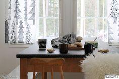 Kuva: Metsolassa (http://www.styleroom.fi/album/44961) #styleroom #inspiroivakoti #keittio #kitchen