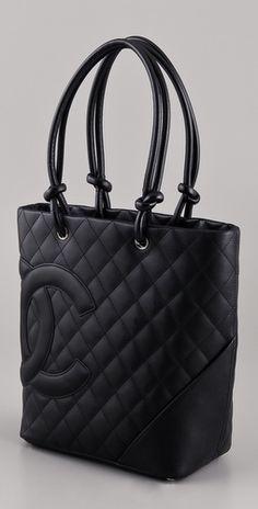 WGACA Vintage Vintage Chanel CC Cambon Handbag  -     GORGEOUS Vintage Chanel bag!
