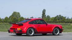Porsche 911 Turbo 3.3 1983