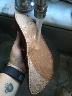My Medieval Reenactment persona is a Viking, so naturally I needed some viking shoes. Since TJ Maxx was out of authentic viking wear I made my own, and I'm passing...