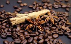 Специи для кофе Coffee Works, Coffee Beans, Cinnamon Sticks, Almond, Spices, Candy, Chocolate, Vegetables, Food